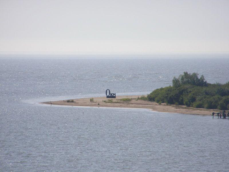 0 km -Vilkovo