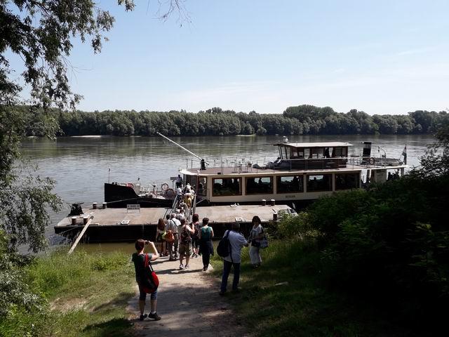 Gemenc hajóállomás
