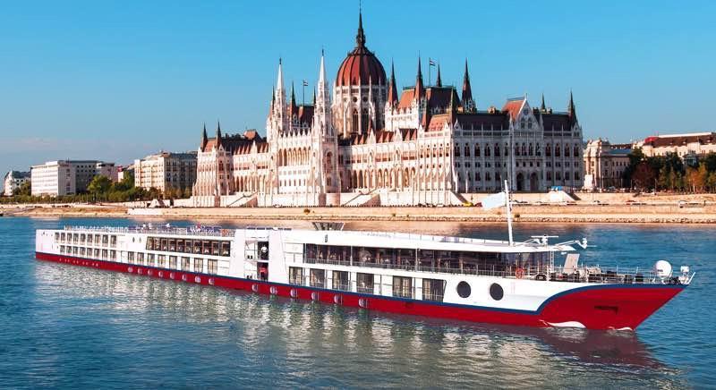 Budapest-Passau szállodahajóval 1