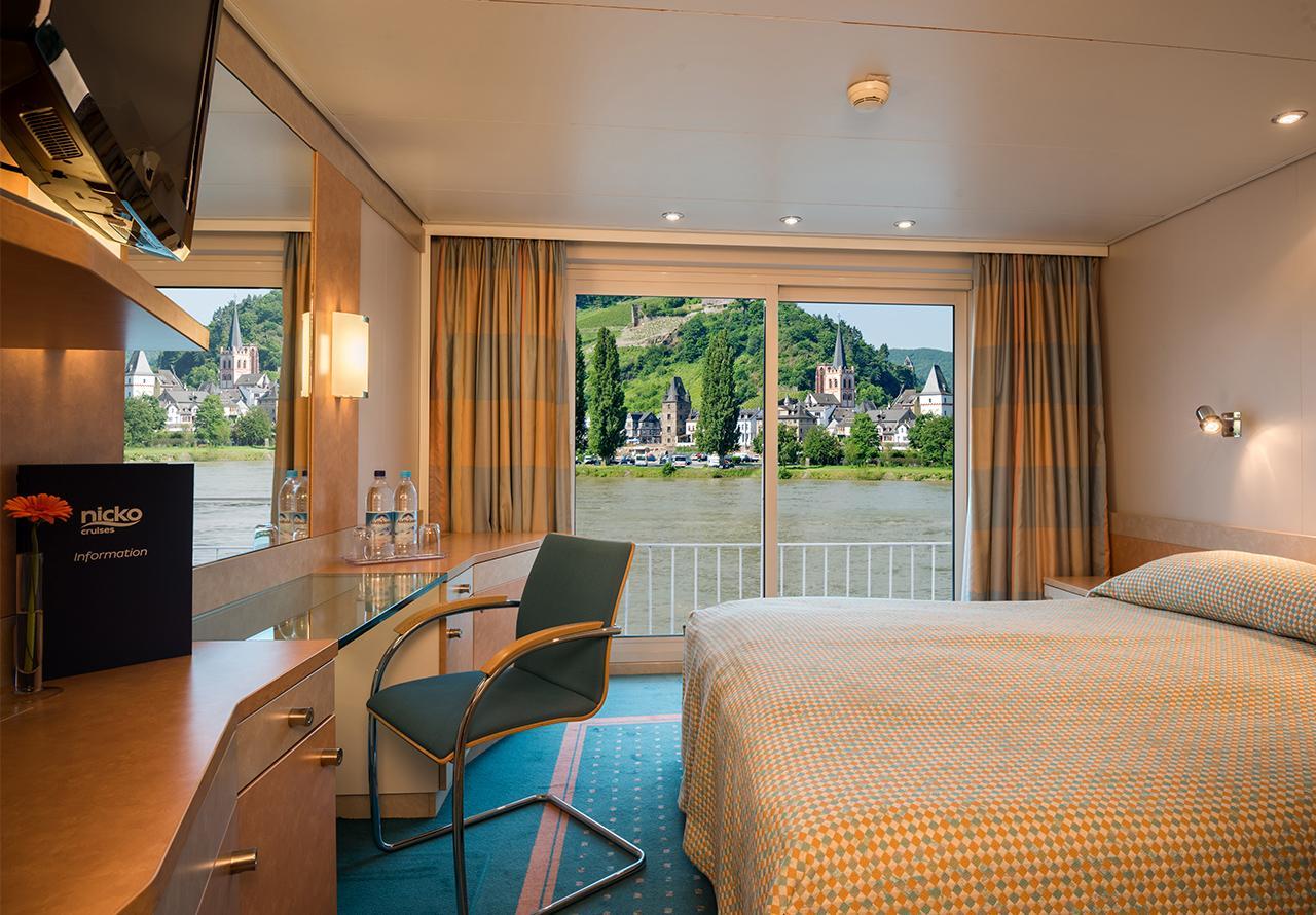 Budapest-Passau szállodahajóval 2