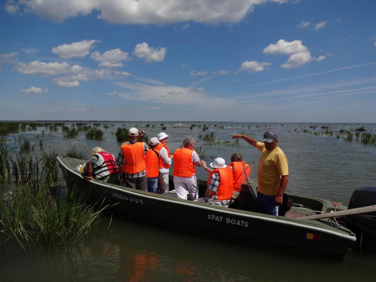 Erdélyen át a Duna-deltába 1