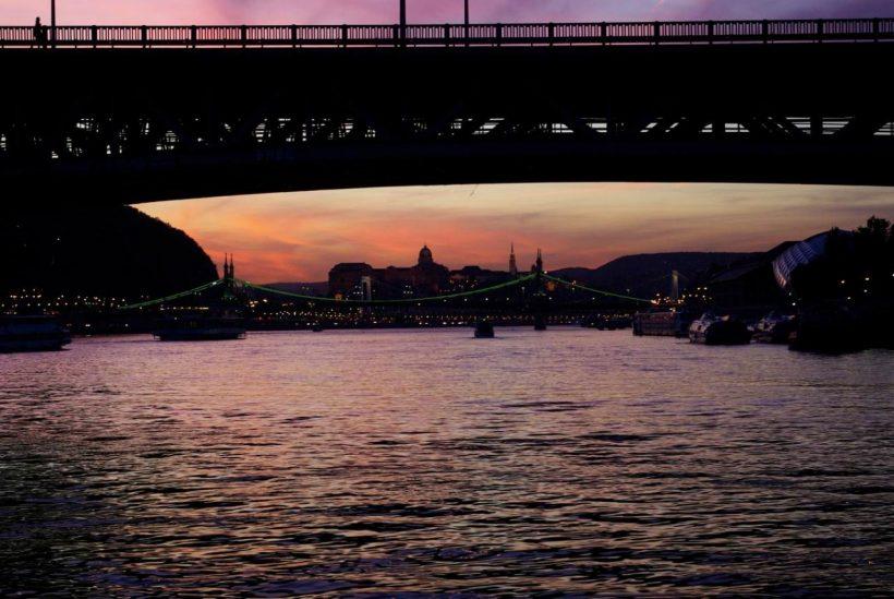 Hajókirándulás Paksról Budapestre 1