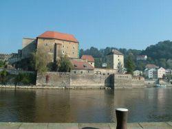Hajózás a Felső-Dunán Passauig 1