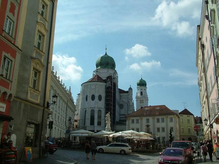 Hajózás a Felső-Dunán Passauig 2