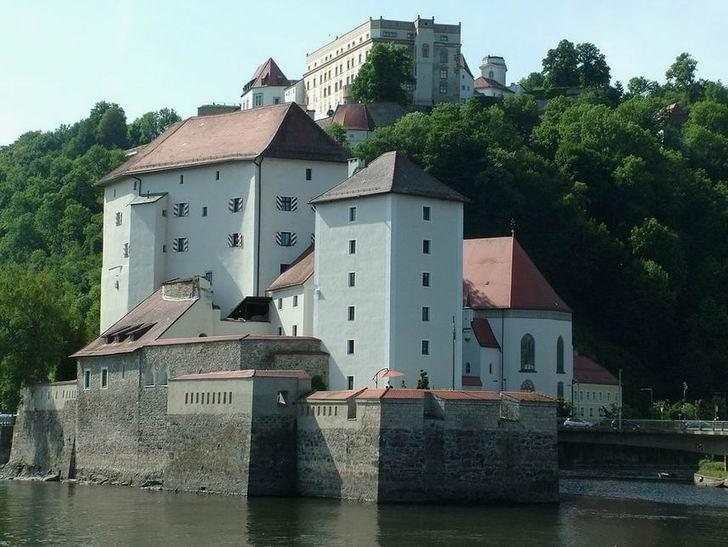 Hajózás a Felső-Dunán Passauig 3