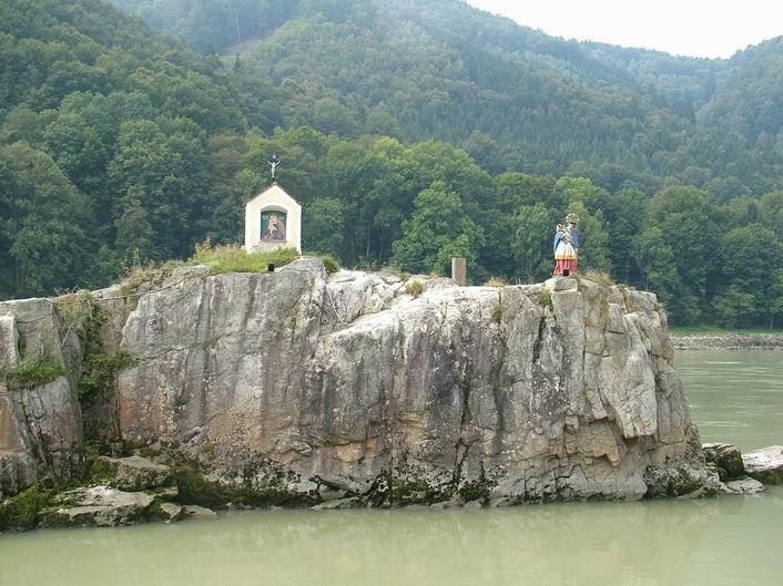 Hajózás a Felső-Dunán Passauig 4