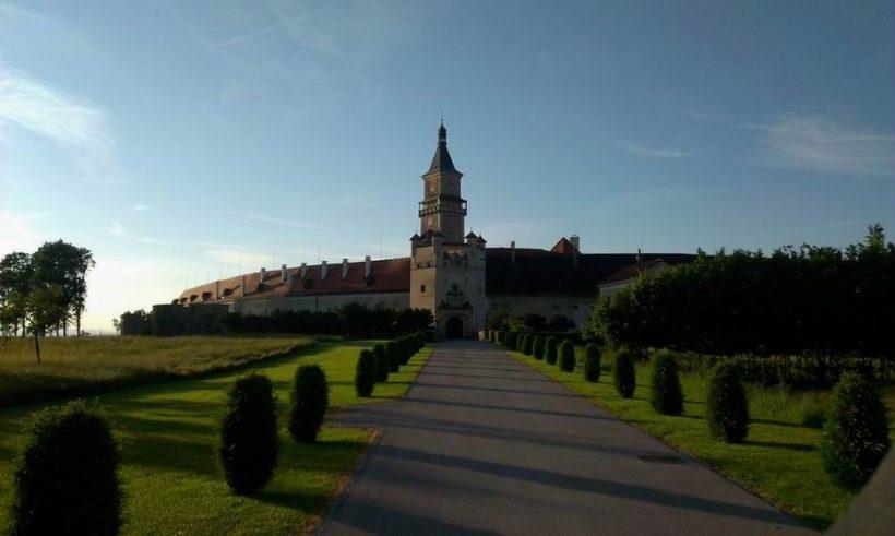 Hajózás a Felső-Dunán Passauig 5