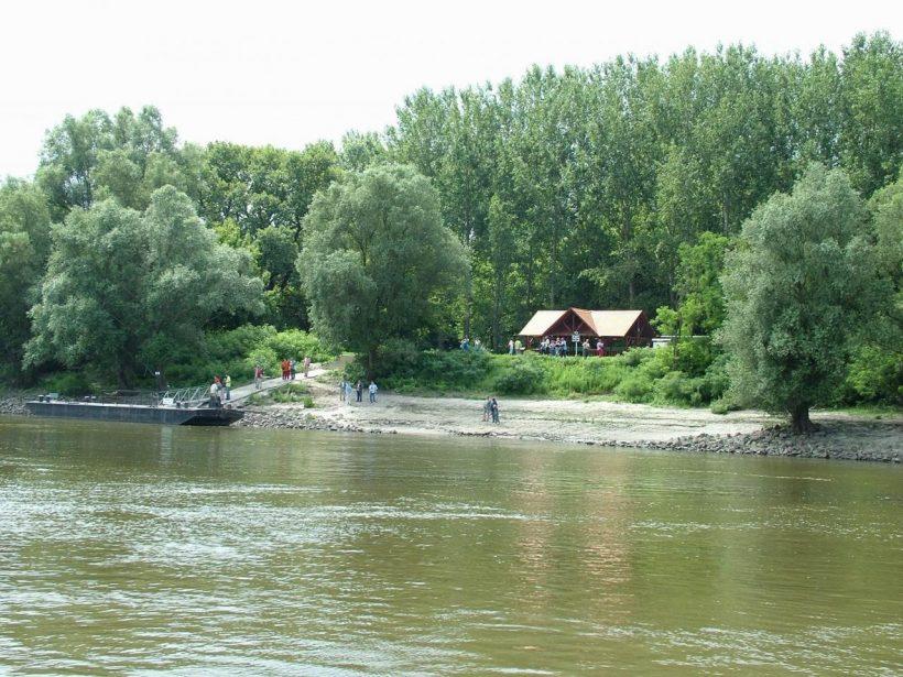 Kirándulás a Gemenci Erdőben, hajózás a Dunán 1
