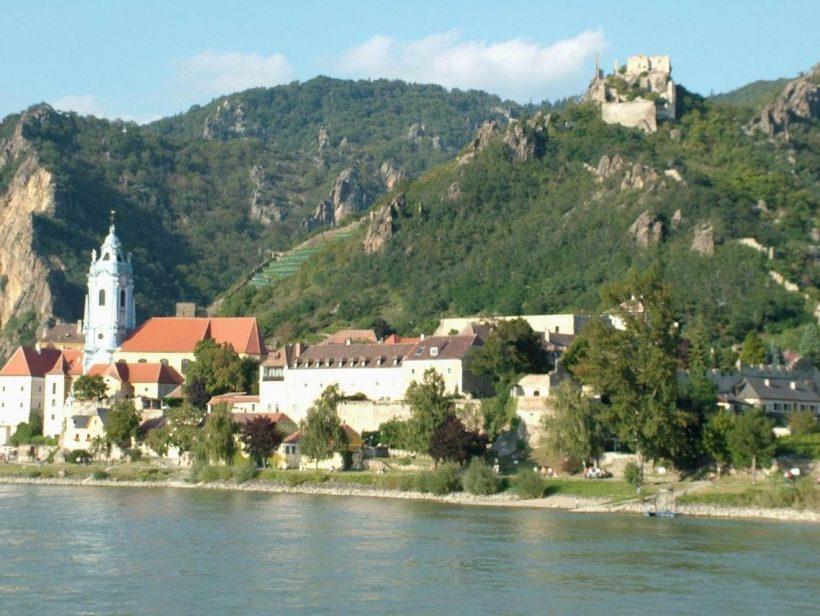 Passau-Budapest hajóval 2