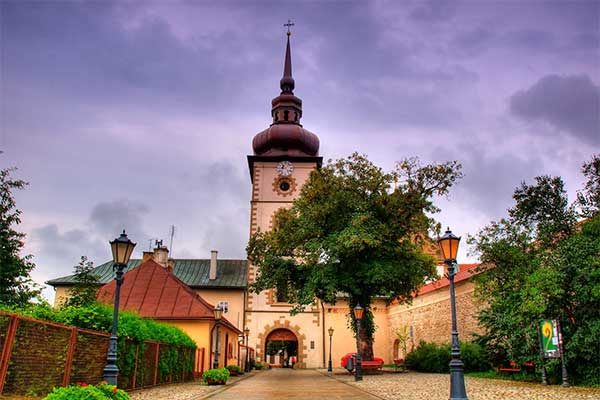 oszandec-klarissza-kolostor-w